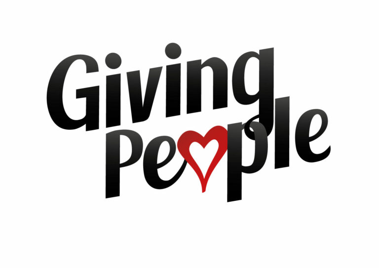 giving people logo